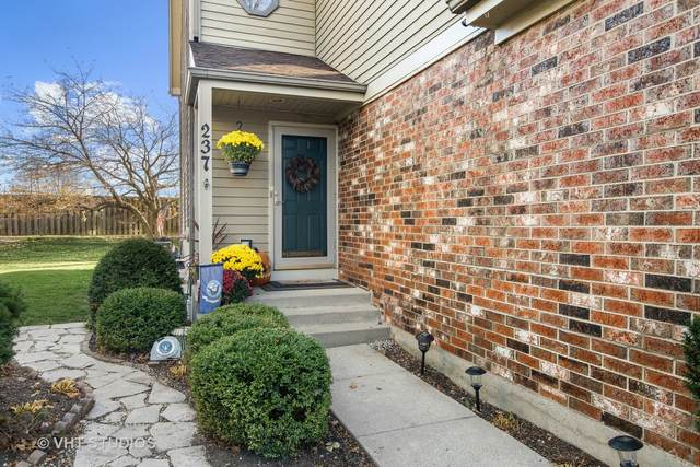 237 Carlisle Avenue, Westmont, IL 60559 (MLS #10920773) :: Helen Oliveri Real Estate