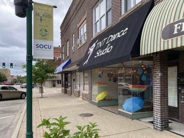 406 Liberty Street, Morris, IL 60450 (MLS #10921320) :: The Spaniak Team