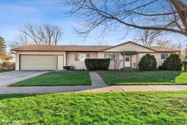 861 N Norman Lane, Wheeling, IL 60090 (MLS #10921334) :: Helen Oliveri Real Estate