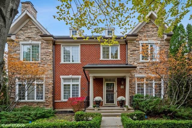 4294 Linden Tree Lane, Glenview, IL 60026 (MLS #10921510) :: Helen Oliveri Real Estate