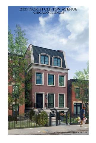 2137 N Clifton Avenue, Chicago, IL 60614 (MLS #10921651) :: RE/MAX Next