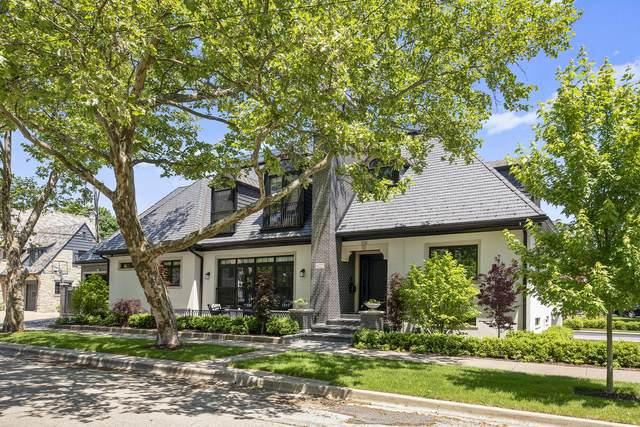 6227 N Sauganash Avenue, Chicago, IL 60646 (MLS #10921666) :: Helen Oliveri Real Estate