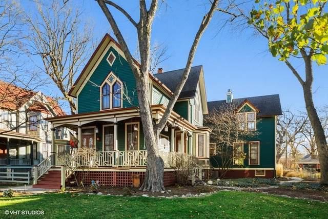 615 Thatcher Avenue, River Forest, IL 60305 (MLS #10922157) :: Lewke Partners