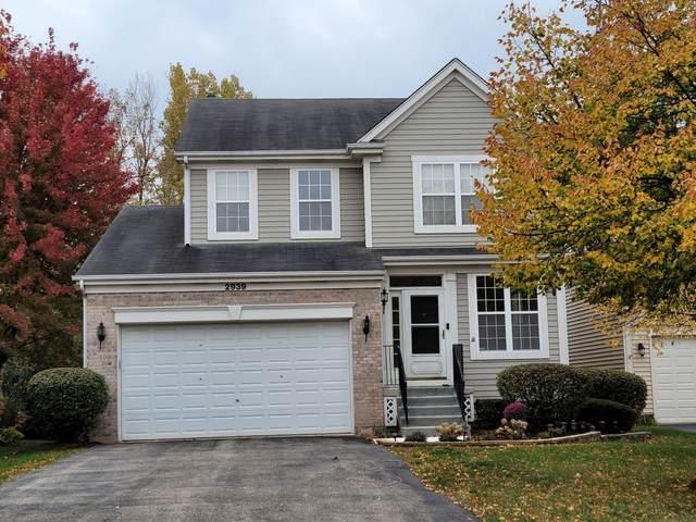 2939 Scott Court, Lisle, IL 60532 (MLS #10922219) :: John Lyons Real Estate