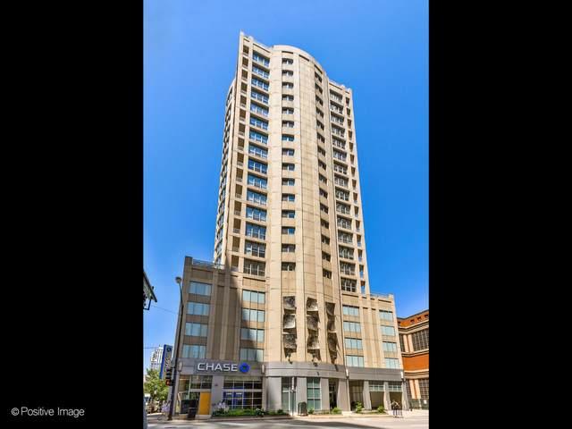 600 N Dearborn Street #1308, Chicago, IL 60654 (MLS #10922367) :: Littlefield Group