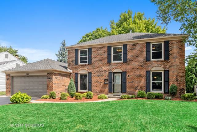 365 Countryside Drive, Roselle, IL 60172 (MLS #10922376) :: John Lyons Real Estate