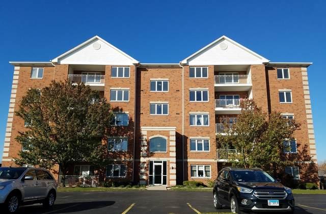 5450 W 115th Street #302, Oak Lawn, IL 60453 (MLS #10922434) :: The Wexler Group at Keller Williams Preferred Realty