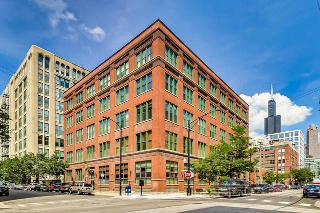 331 S Peoria Street Ph6, Chicago, IL 60607 (MLS #10922697) :: The Wexler Group at Keller Williams Preferred Realty
