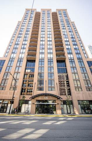 435 W Erie Street #904, Chicago, IL 60610 (MLS #10922998) :: The Wexler Group at Keller Williams Preferred Realty