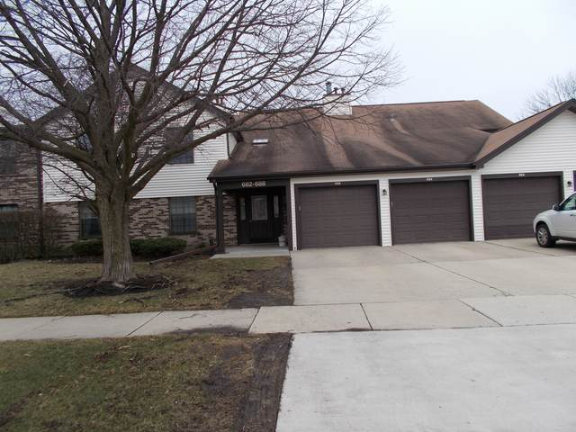 688 Weidner Road C2, Buffalo Grove, IL 60089 (MLS #10923344) :: The Wexler Group at Keller Williams Preferred Realty