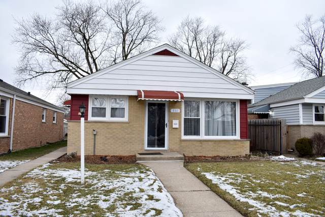 116 Eastern Avenue, Bellwood, IL 60104 (MLS #10923768) :: The Wexler Group at Keller Williams Preferred Realty