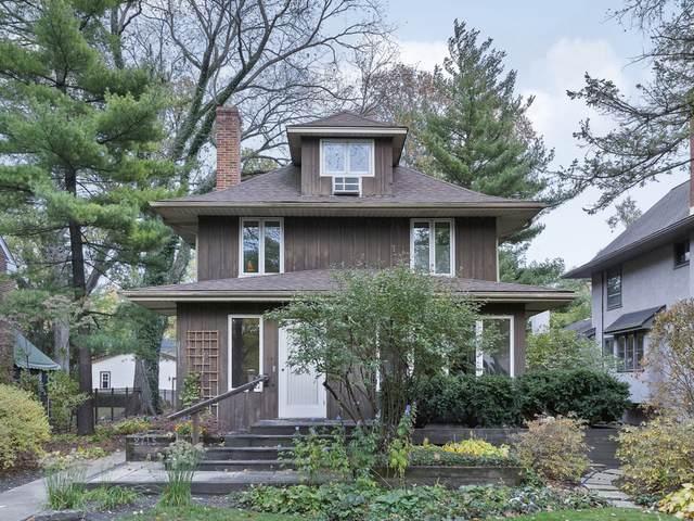 2715 Woodbine Avenue, Evanston, IL 60201 (MLS #10924154) :: Helen Oliveri Real Estate