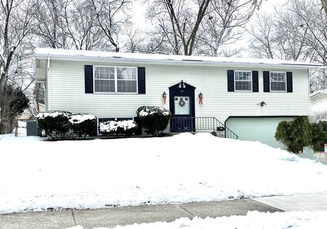 805 59th Street, Lisle, IL 60532 (MLS #10925283) :: The Spaniak Team