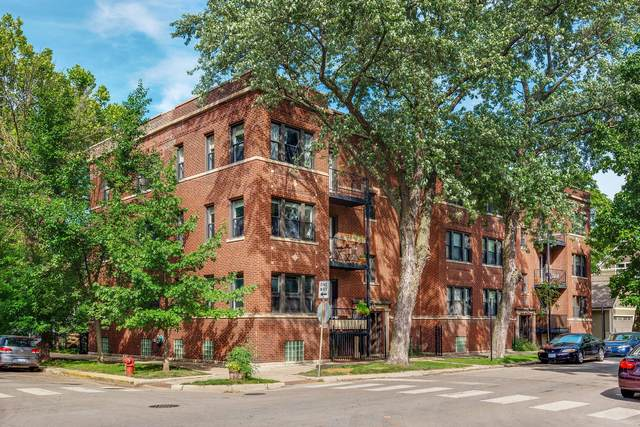 1714 W Grace Street 1W, Chicago, IL 60613 (MLS #10926262) :: Angela Walker Homes Real Estate Group