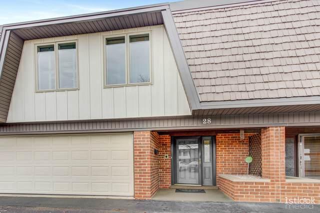 28 Cour La Salle, Palos Hills, IL 60465 (MLS #10926847) :: BN Homes Group