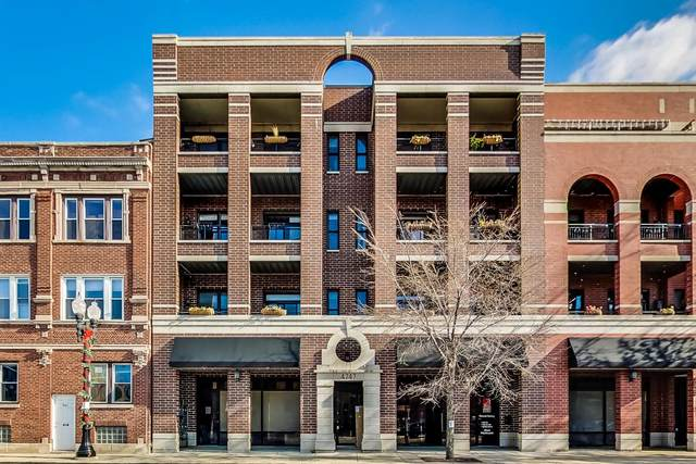 4747 N Clark Street 3N, Chicago, IL 60640 (MLS #10927142) :: Angela Walker Homes Real Estate Group