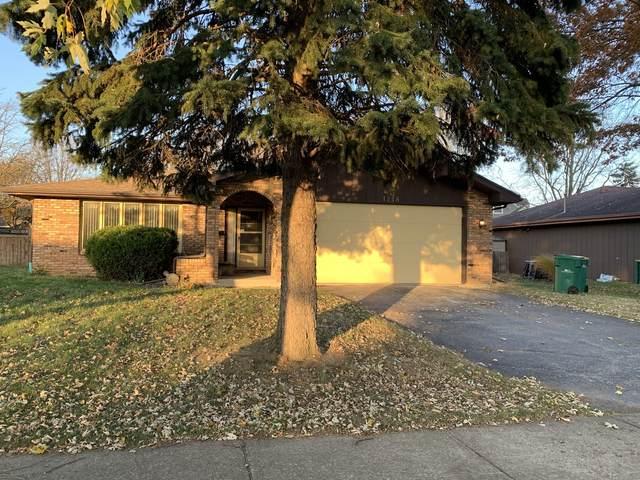 1218 Milne Drive, Lockport, IL 60441 (MLS #10927607) :: John Lyons Real Estate