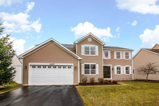 2357 Bluewater Drive, Wauconda, IL 60084 (MLS #10927828) :: John Lyons Real Estate