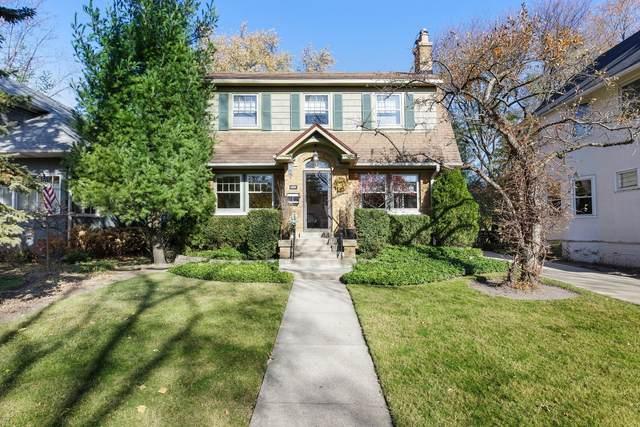 1626 Elmwood Avenue, Wilmette, IL 60091 (MLS #10928006) :: Helen Oliveri Real Estate