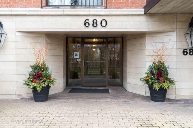 680 Green Bay Road #306, Winnetka, IL 60093 (MLS #10928213) :: Lewke Partners