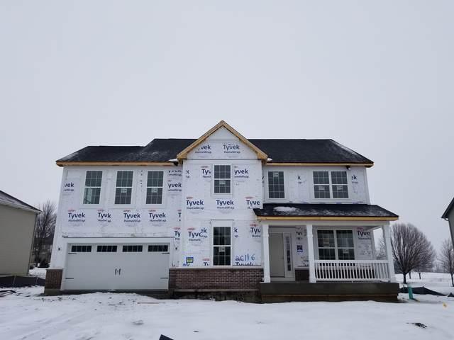 26116 W Chatham Lot #55 Drive, Plainfield, IL 60585 (MLS #10928361) :: Suburban Life Realty