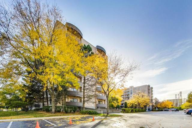 4545 W Touhy Avenue #618, Lincolnwood, IL 60712 (MLS #10928601) :: BN Homes Group
