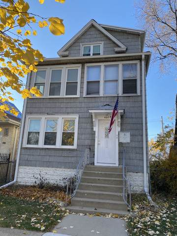 4618 N Avers Avenue, Chicago, IL 60625 (MLS #10928794) :: RE/MAX IMPACT