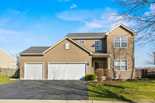 350 Steeplechase Way, Lake In The Hills, IL 60156 (MLS #10928988) :: Suburban Life Realty
