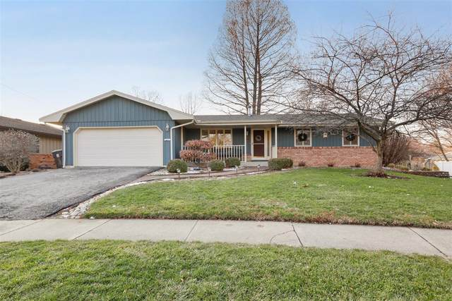 109 Dorothy Drive, Normal, IL 61761 (MLS #10929554) :: Schoon Family Group
