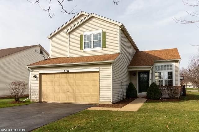 5401 Hidden Oaks Drive, Plainfield, IL 60586 (MLS #10929867) :: Littlefield Group