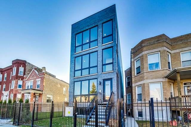 6606 S University Avenue #1, Chicago, IL 60637 (MLS #10930118) :: Property Consultants Realty
