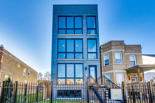 6606 S University Avenue #3, Chicago, IL 60637 (MLS #10930125) :: Property Consultants Realty