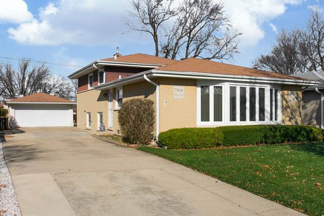 7808 W Park Avenue, Niles, IL 60714 (MLS #10930437) :: BN Homes Group