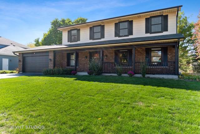 1027 Williamsburg Drive, Naperville, IL 60540 (MLS #10930451) :: Helen Oliveri Real Estate