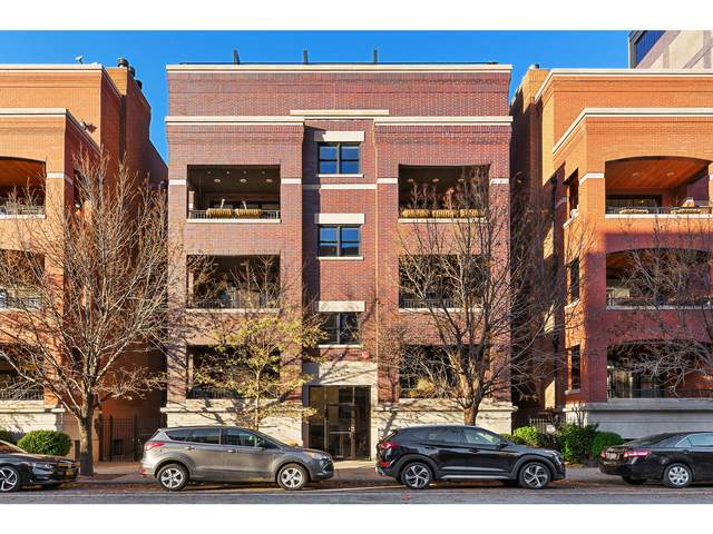 1242 W Jackson Boulevard 1W, Chicago, IL 60607 (MLS #10930491) :: Property Consultants Realty