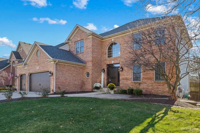 3908 Bluejay Lane, Naperville, IL 60564 (MLS #10930588) :: BN Homes Group