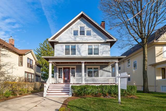 11 S Catherine Avenue, La Grange, IL 60525 (MLS #10930676) :: Lewke Partners