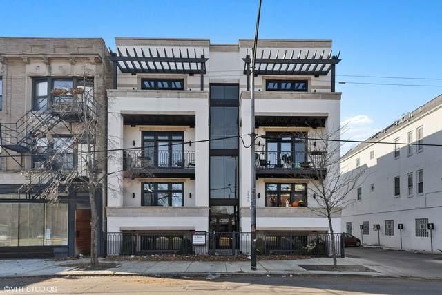 3940 N Ashland Avenue 2S, Chicago, IL 60613 (MLS #10931226) :: O'Neil Property Group