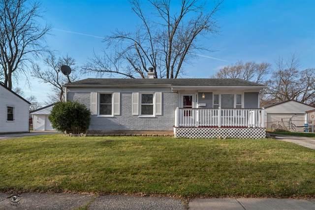 21730 Merrill Avenue, Sauk Village, IL 60411 (MLS #10931445) :: BN Homes Group
