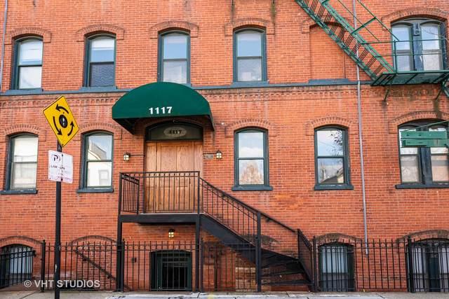 1117 W Fry Street W #5, Chicago, IL 60642 (MLS #10931453) :: O'Neil Property Group
