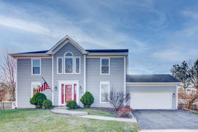 932 Barclay Court, Batavia, IL 60510 (MLS #10931478) :: John Lyons Real Estate