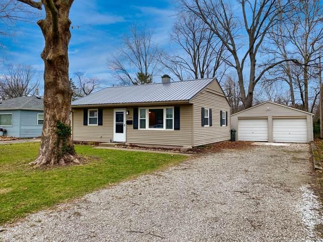 1108 E Delaware Avenue, Urbana, IL 61801 (MLS #10931692) :: Ryan Dallas Real Estate