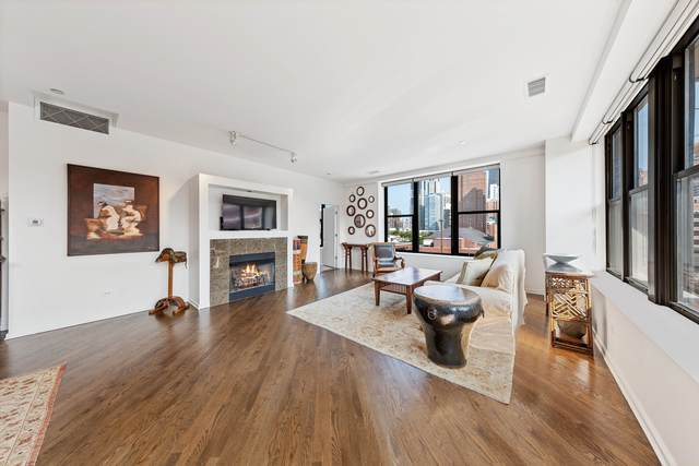 849 N Franklin Street #714, Chicago, IL 60610 (MLS #10931768) :: BN Homes Group