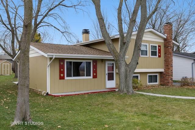 1521 Jefferson Street, Lake In The Hills, IL 60156 (MLS #10931864) :: Lewke Partners