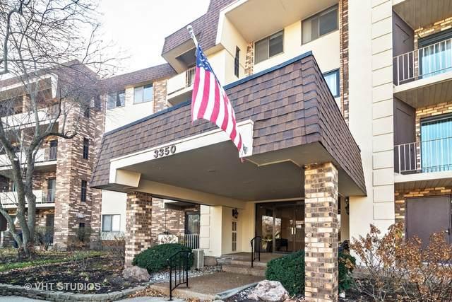 3350 N Carriageway Drive #420, Arlington Heights, IL 60004 (MLS #10932160) :: The Wexler Group at Keller Williams Preferred Realty