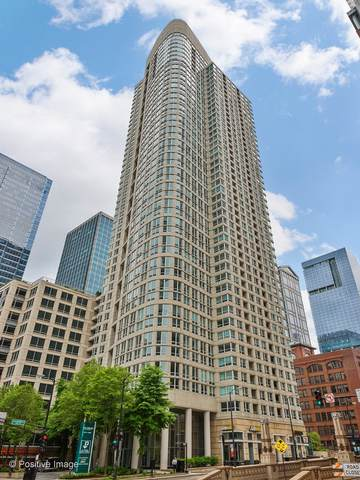 345 N Lasalle Street #2705, Chicago, IL 60610 (MLS #10932220) :: BN Homes Group