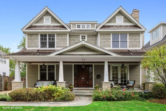 213 S Bodin Street, Hinsdale, IL 60521 (MLS #10932247) :: Ryan Dallas Real Estate
