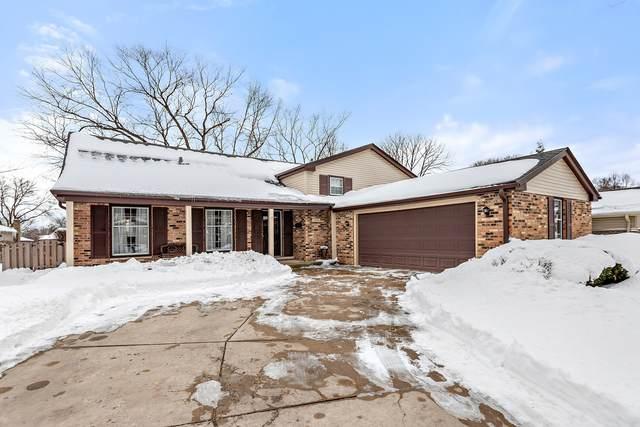 1435 E Fleming Drive N, Arlington Heights, IL 60004 (MLS #10932739) :: John Lyons Real Estate
