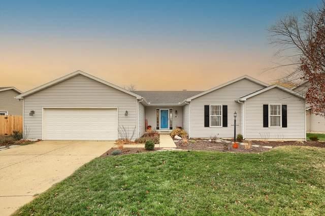 607 Winston Drive, ST. JOSEPH, IL 61873 (MLS #10933422) :: Ryan Dallas Real Estate
