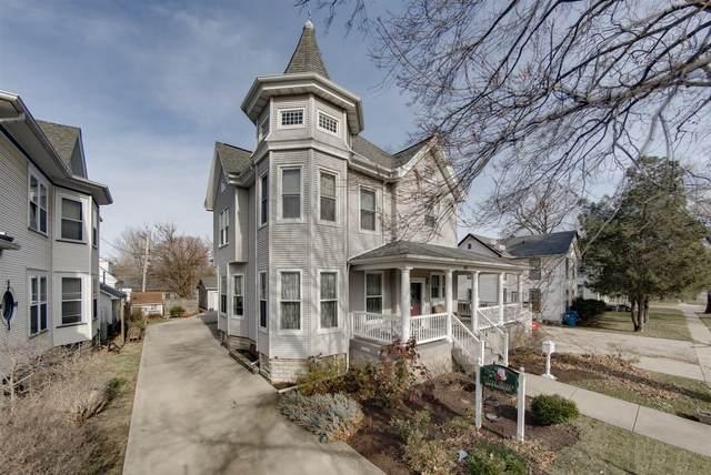 209 E Howard Street, Pontiac, IL 61764 (MLS #10933460) :: BN Homes Group